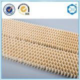 Âme en nid d'abeilles de papier de Beecore utilisée pour l'industrie des emballages, fabrication de meubles : et industrie de décoration de construction