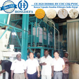 Turnkey Projeto de milho do milho Farinha de trigo e de trituração moinho máquinas