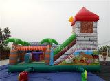 Castelo popular de salto da exploração agrícola do castelo da venda quente da certificação do Ce
