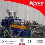 LDPE HDPE PE de TweelingRing die van het Water van de Schroef Machine pelletiseren