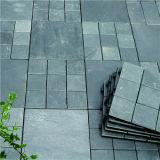 1部分の屋外のための錆ついた自然な舗装のスレートの石造りのDeckingのタイルの4