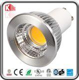 Ce RoHS della stella di energia della lampada 3W 4W 5W 6W 7W ETL di alta qualità MR16 GU10 LED