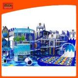 Спортивная площадка пластичного скольжения игрушек детей Mich 2017 крытая