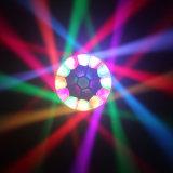 DJ Disco Effect Rotation Zoom 19X15W LED Bee Eyes Moving Head Light Éclairage de scène