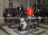 Matériel de servocommande d'approvisionnement en eau