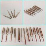 Ugelli vermigli personalizzati di bobina di bobina di punta per il macchinario della tessile (RC0643-4-1515)