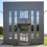 Edificios pre dirigidos del metal del anuncio publicitario con bajo costo