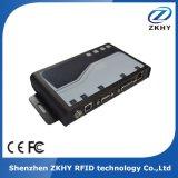 Читатель канала смарт-карты 4 высокой эффективности UHF RFID фикчированный