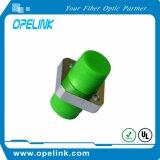 Adaptador óptico FC-PC de fibra para el cable de fibra óptica