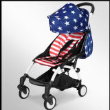 Wandelwagen van uitstekende kwaliteit ly-w-0031 van de Baby van het Aluminium
