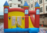 Corrediça de salto Bouncy inflável do Bouncer do castelo combinado para miúdos