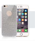 iPhone7를 위한 방어적인 풍부한 Bling 반짝임 전화 상자를 기어오르는 뒤표지