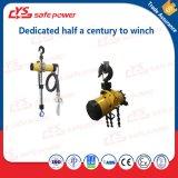equipamento de levantamento da grua Chain do ar 23000lb usado para minerações, petróleo e produto químico, etc.