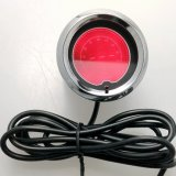 2'' Medidor Indicador de Pressão de Vácuo visor LED coloridos para aluguer de barco de motociclos