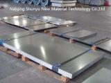 Plaque d'acier inoxydable de Glavanized/tôle d'acier