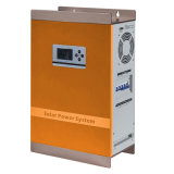 Può dare il colloide, acido al piombo, invertitore solare incorporato della Parete-Mouned del regolatore della carica della carica 40A 60A MPPT della batteria di litio