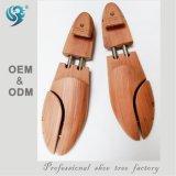 ODMの木製の靴の木のヒマラヤスギ、靴の看守