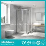 Excellente pièce de douche simple avec la double porte articulée (SE324N)