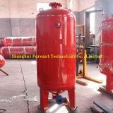 消火活動圧力タンクか障壁のダイヤフラムのタイプタンクまたはサージタンクまたは電圧安定装置タンク