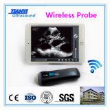 Pocket Wireless Convex Vet Sector Probe Équipement de diagnostic par ultrasons
