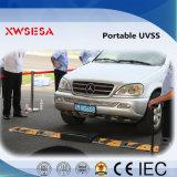 (UVIS portátil) Em um detector de inspeção do sistema de vigilância de veículos (UVSS móvel)