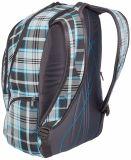 Trouxa funcional do curso do portátil da escola do saco de ombros da verificação do estudante da forma