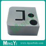 Изготовленный на заказ сплав DIN точности обнаруживая местонахождение блок с отверстиями