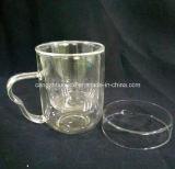 製造業者のInfuserの熱い販売のガラスティーカップ