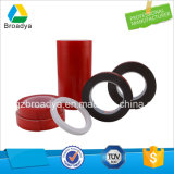 El alto doble impermeable de la adherencia echó a un lado la cinta de acrílico de la espuma (BY5080B)
