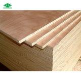 De la fábrica espesor comercial de la madera contrachapada de la alta calidad de las ventas directo a partir de la madera contrachapada de 2mm-30m m