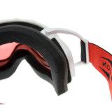 Lunettes UV antibrouillard de ski de Snowboard de lentilles de double de coupure de Reanson