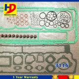 El motor diesel parte 3116 kits de reacondicionamiento de la junta de culata