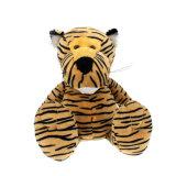 Giocattolo della peluche della tigre farcito abitudine