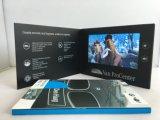"""熱い販売2.4 """"、2.8 """"、3.5 """"、4.3 """"、5 """"、7 """"、10.1の"""" LCDのビデオプレーヤーの挨拶状/ビデオパンフレットを広告すること"""