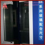 高品質プラスチックExtrusion/UPVC/PVCのプロフィール