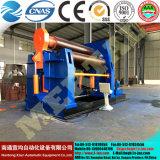 Máquina de rotação de chapa CNC hidráulica de 4 rolhas com Ce Standard