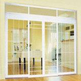 De het plastic Venster en Deur van het Glas UPVC voor Verkoop