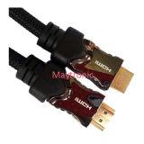 남성 HDMI 케이블에 고속 V1.4 지원 2k*4k 남성