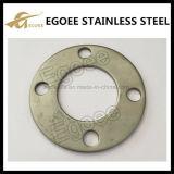 Dimensiones de la brida de acero inoxidable
