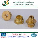 CNC Turned Copper Precision Parts