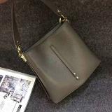 Новый простой стиль женщин дамской сумочке мягкой натуральной кожи взять на себя сумки для дам Emg4960