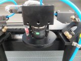 Ткань, вышивка, изделия из кожи 150W CO2 лазерная резка резак гравировка машины