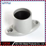 Pieza de encargo de la máquina del CNC del metal de aluminio de la alta precisión para lavarse