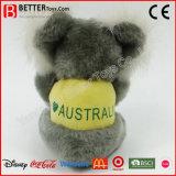 Angefülltes Tier-weicher Spielzeug-Plüsch-australischer Koala-Bär für Kinder