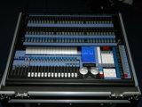 Regolatore esperto della sezione comandi DMX della perla chiara del regolatore con il sistema del titano
