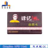 Carte sèche de l'IDENTIFICATION RF U d'OEM pour la sécurité sociale avec la puce Tk4100