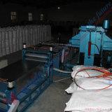 Chaîne de production contractile thermo réticulée par PE de chemise