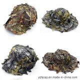 刺繍の帽子のBurshedのカスタム綿の昇進のスポーツの刺繍のCamoハンチング帽子