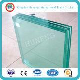 verres de sûreté clairs en verre Tempered de 3-19mm/