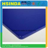 Sistema de pintura por pó de pigmento azul prateleiras dos supermercados revestimento em pó de MDF
